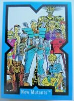 1991 Marvel X-Force Comic Images 90 Card Set