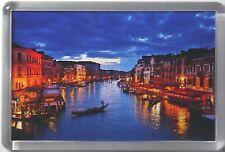 Venice Gondolas Fridge Magnet- Free Postage