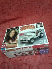 Sealed rare The Dukes of Hazzard Daisy's Jeep 1:25 Model Kit AMT ERTL 2003 gift
