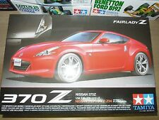 Tamiya 1/24 Nissan Fairlady Z 370Z Model Car Kit #24315