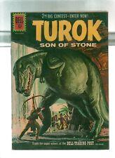 Turok Son of Stone #25  Dell Comics 1961