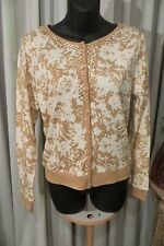 VINTAGE Style ~ CHINA DOLL ~ CARDIGAN/TOP  * Size 10  * REDUCED !!