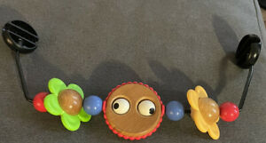 BABYBJORN Wooden Toy for Bouncer Googly Eyes 080500US GREAT CONDITION!