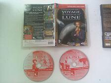 Voyage au Coeur de la Lune (basé sur Jules Verne) Point & click PC FR