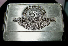 "Golf Association"" 1 Of 175 Pcs. Golf Logoed Money Clips ""Southern California"