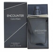 CALVIN KLEIN ENCOUNTER EAU DE TOILETTE 100ML SPRAY - MEN'S FOR HIM. NEW