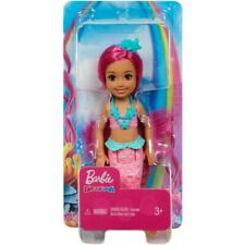 Barbie Dreamtopia Mermaid Doll with Purple Hair GJJ86 Mattel