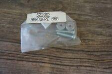 Shopsmith Mark V Bolt Kit Hardware Bag 522062 Nos