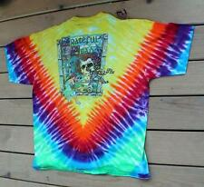NOS1994 Grateful Dead original Concert Shirt Bertha Skull &Roses Buzz Parker Art