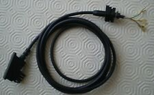2,0 m Telefon- Anschlusskabel /-schnur, schwarz 3oder4adr. für W48/49 und Andere