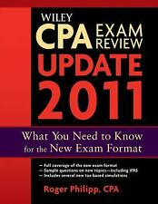 Wiley CPA Exam Review 2011 Update by Philipp, Roger