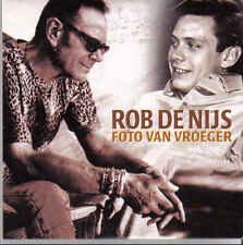 Rob de Nijs-Foto Van Vroeger cd single