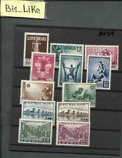 BIS_LIKE:3 sets Serbia MH/ yellow stains LOT JAU02-34
