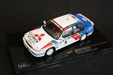 IXO Mitsubishi Galant VR-4 1989 1:43 #9 Ericsson / Billstam winners 1000 Lakes