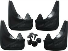 Rubber Moulded Universal Fit MUDFLAPS Mud Flaps for Peugeot 206,306,106,107,307