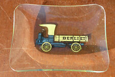 Antico portaoggetti,posacenere collection Berliet Renault automobile camion