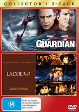 THE GUARDIAN AND LADDER 49 DVD - COLLECTOR'S 2 DISC PACK = REGION 4