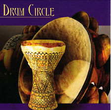 DRUM CIRCLE Various Artists (CD 2007) World Music Middle Eastern Drum Tabla