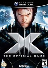 X-Men Official Game NGC New GameCube