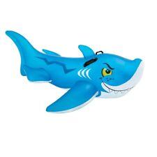 Intex 2013 Ride-On Friendly Shark Inflatable Pool Toy Raft Kids - RARE - NEW