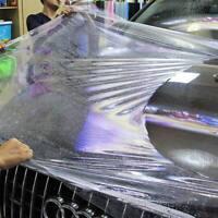Carbon Fiber Vinyl Film High Gloss Car Wrap Roll Sticker Decal Sheet 127x30cm 66