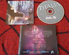 THALIA **Gracias A Dios** ULTRASCARCE 5-TRACK PROMO CD Single 1996 **REMIXES**