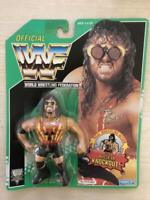 1994 WWF Hasbro ADAM BOMB Green Card Vintage Wrestling Action Figure WWE
