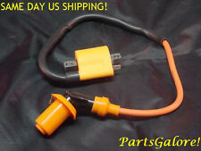 Racing High Performance Ignition Coil, ATV Quad Motorcycle Go-Kart Trike Buggy