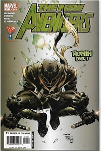 New Avengers #11 - VF/NM - 1st Appearance of Ronin