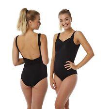 LAST ONE! Plain Black Swimsuit Size 20