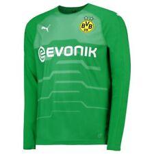 Camisetas de fútbol 2ª equipación de manga larga talla L