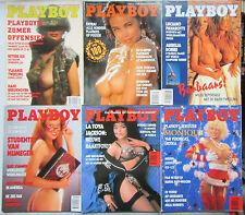 Playboy NL Jahrgang 1991, La Toya Jackson, Tatjana Simic, Donna Ewin, Morgan Fox