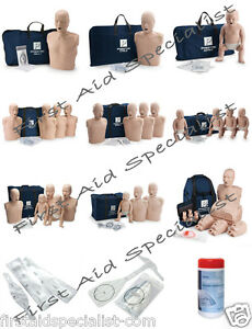 Prestan Pro First Aid Training CPR Manikin with Rate and Depth Monitor FullRange