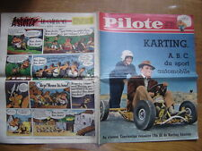 1961 PILOTE 103 pilotorama AUX DARDANELLES karting ABC du sport automobile