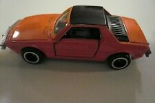 Tomica Vintage Fiat X1/9 #F28 orange 1977 Japan TOMY - rare clean