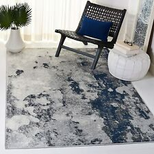 Safavieh Adirondack Collection Adr134N Modern Abstract Distressed Area Rug, 3' x