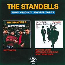 The Standells - Dirty Water/Why Pick On Me-Sometimes Good Guys Don't Wear White