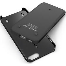 uNu Ecopak iPhone 5 Case -Snap-on Case and Detachable Battery (Black/Black)