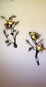 Decorative Birds Wall Decor