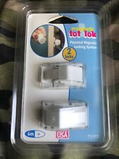 Safety 1st Magnetic Tot Lok Two Lock Set - FREE SHIPPING