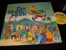 WILHELM HAUFF<>DER KLEINE MUCK<>Lp Vinyl~Germany Pressing~PHILIPS 841818 QSY
