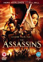 The Assassins DVD (2013) Yun-Fat Chow, Zhao (DIR) cert 15 ***NEW*** Great Value