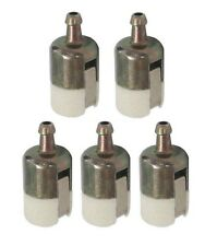 5 X Fuel Filter Replaces Echo 13120519830, 13120507320 Walbro 125-527 USA SHIPS