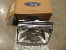 NOS 1988-1989 Ford Merkur Scorpio Left-Hand Headlight Assembly.. OEM Ford