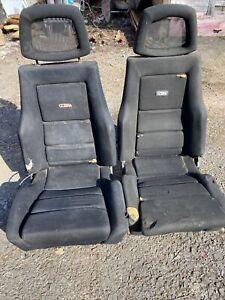 ford escort mk2 rs2000 Front Seats Mk11 Escort Not  Original