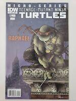 TEENAGE MUTANT NINJA TURTLES MICRO-SERIES: RAPHAEL #1 (2011) IDW COMICS