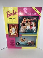 Barbie Doll Treasures 1959-1997 BOOK w/ VALUES Fashion Booklets Dolls Structures