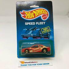 #5  Thunderbird Stocker 4916 * 1988 Malaysia * Vintage Hot Wheels * WG1