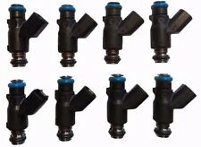 Set of 8  2010-13 NEW FACTORY OEM GM Fuel Injectors injector 1yr WARRANTY