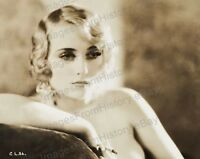 8x10 Print Carole Lombard Stunning Portrait #CLEA